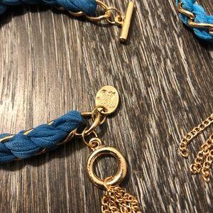 Princess Jasmine inspired bracelets